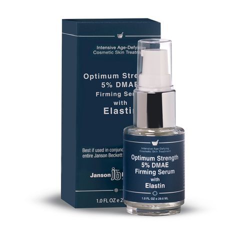 Janson Beckett 5 Percent DMAE Firming Serum with Elastin