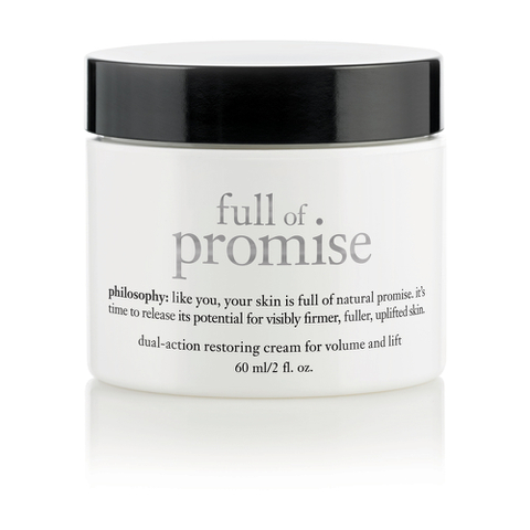 Philosophy Full of Promise Dual-Action Restoring Cream