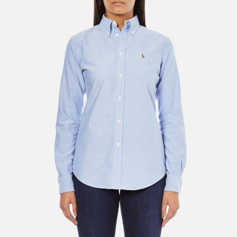 Polo Ralph Lauren Women's Harper Shirt - Blue