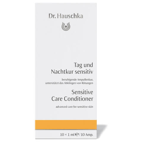 Dr Hauschka Sensitive Care Conditioner - 10 ampoules