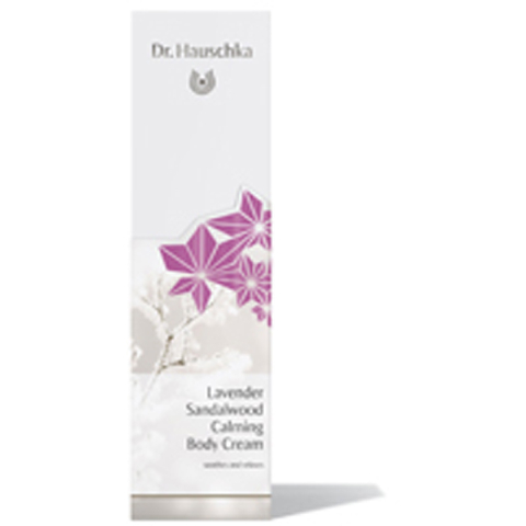 Dr Hauschka Lavender Sandalwood Body Cream 145ml - Christmas