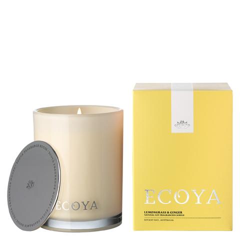 ECOYA Lemongrass and Ginger - Madison Jar