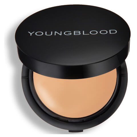 Young Blood Mineral Radiance Creme Foundation- Warm Beige