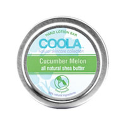Coola Hand Lotion Bar Cucumber Melon