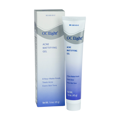 OC Eight Adult Acne Treatment Gel