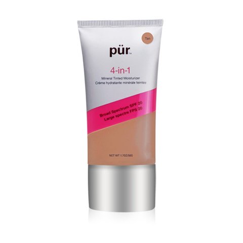 Pur Minerals 4-in-1 Mineral Tinted Moisturizer - Tan