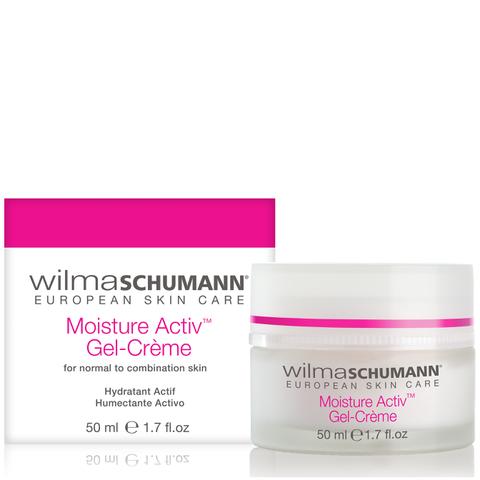 Wilma Schumann Moisture Activ Gel-Crème 50ml
