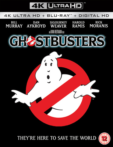 Ghostbusters - 4K Ultra HD