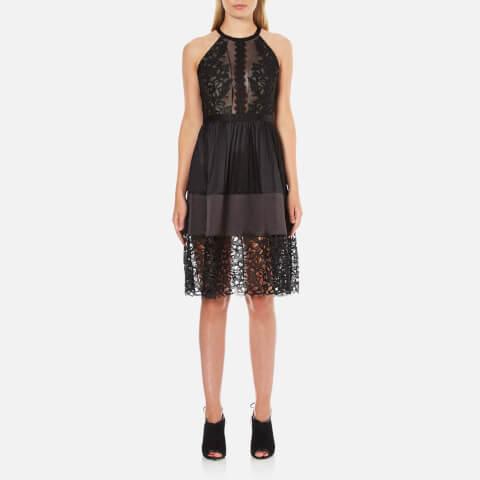 Three Floor Women's Solaris Dress - Black/Nude