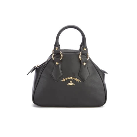 Vivienne Westwood Women's Divina Small Tote Bag - Black