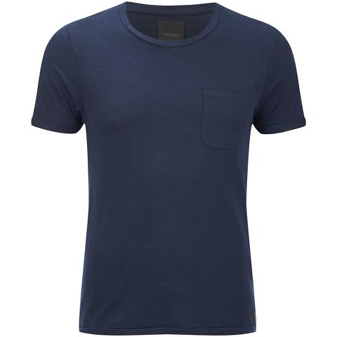 Produkt Men's Slub Crew Neck T-Shirt - Navy Blazer