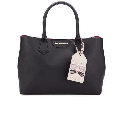 Karl Lagerfeld Women's K/Lady Shopper Bag - Black