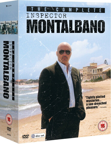 Inspector Montalbano Complete