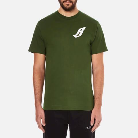 Billionaire Boys Club Men's Wealth Camp Short Sleeve T-Shirt - Olive