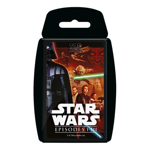 Top Trumps Specials - Star Wars 1-3