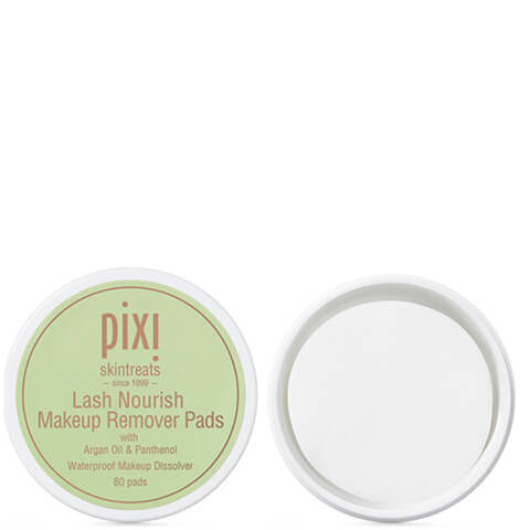 Pixi Lash Nourish Make-Up Remover Pads (Pack of 80)