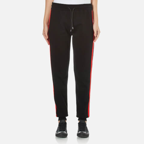 McQ Alexander McQueen Women's Slim Sweatpants - Darkest Black