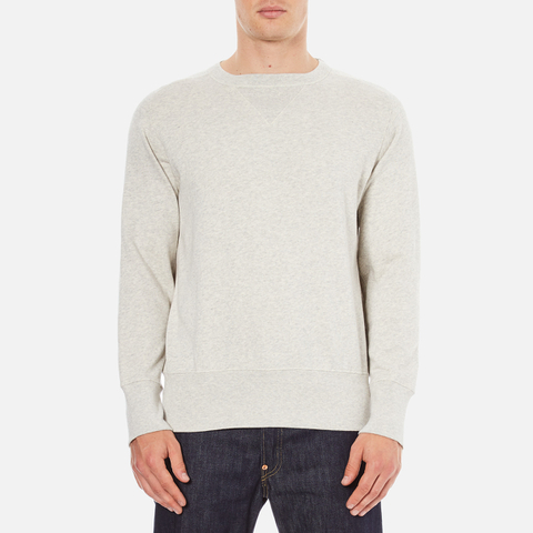 Levi's Vintage Men's Bay Meadows Sweatshirt - Oatmeal Mele
