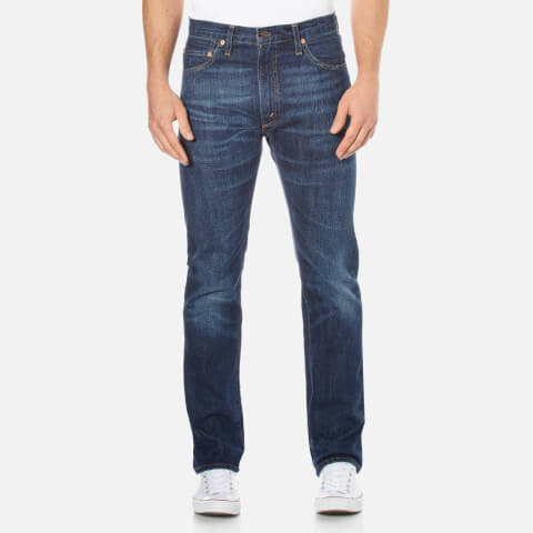 Levi's Vintage Men's 1967 505 Regular Straight Fit Jeans - Still