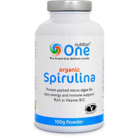 Spirulina Organic Powder