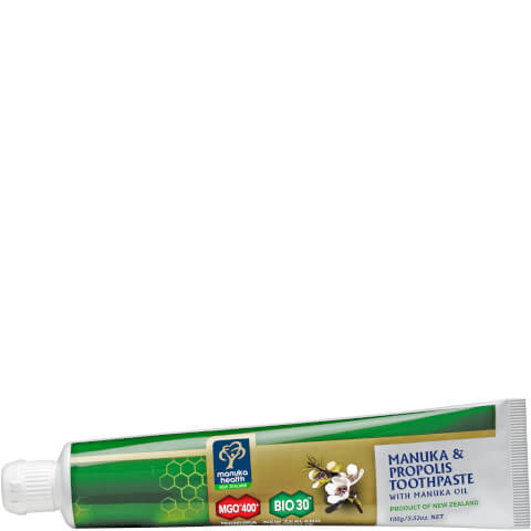 Propolis and MGO 400 Toothpaste with Manuka Oil - 100g