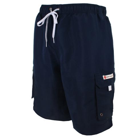 Hot Tuna Men's Regular Joe Shorts - Navy