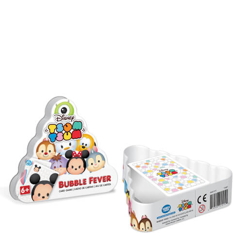 Tsum Tsum Bubble Fever Game
