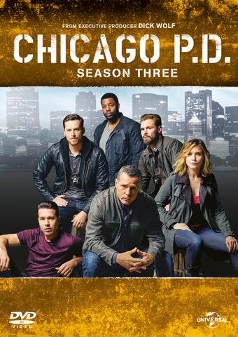 Chicago PD - Season 3