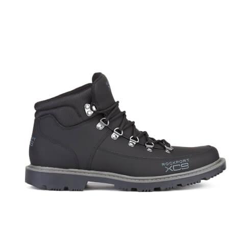 Rockport Men's XCS Mudguard Boots - Black