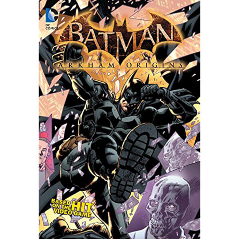Batman: Arkham Origins Graphic Novel