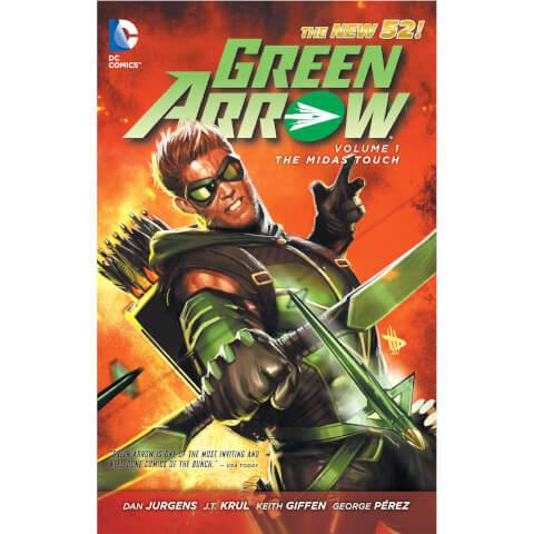 Green Arrow: The Midas Touch - Volume 1 Graphic Novel