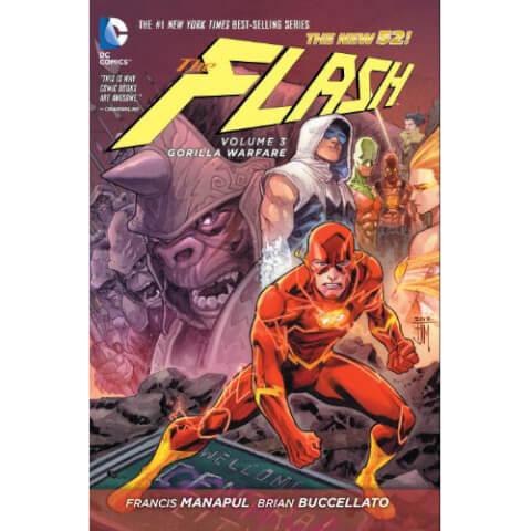 The Flash: Gorilla Warfare - Volume 3 Graphic Novel