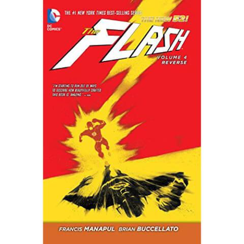 The Flash: Reverse - Volume 4 Graphic Novel
