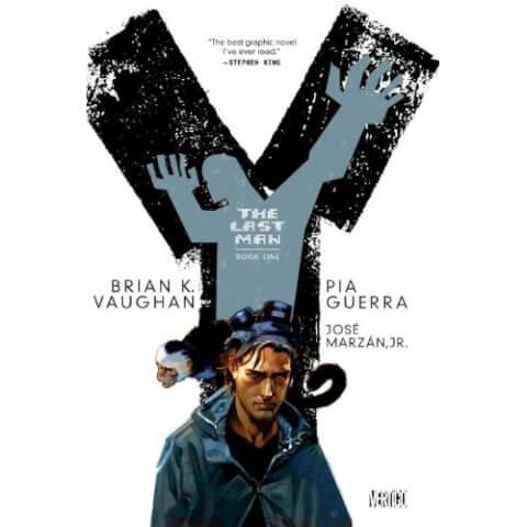 Vertigo Y: The Last Man: Book 1 Graphic Novel