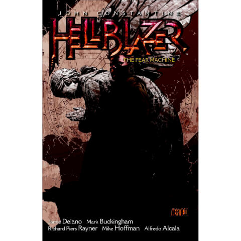 Hellblazer: The Fear Machine - Volume 3 Graphic Novel (New Edition)