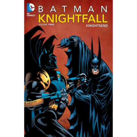 Batman: Knightfall: Knightsend - Volume 3 Graphic Novel (New Edition)