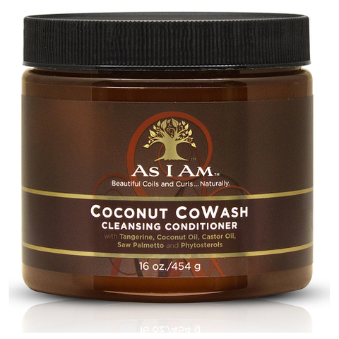 As I Am Coconut Cowash Cleansing Acondicionador (454g)