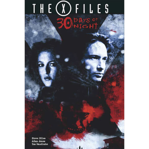 The X-Files and 30 Days of Night Graphic Novel