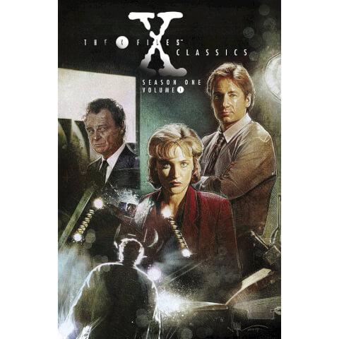 The X-Files Classics: Season One - Volume 1 Graphic Novel