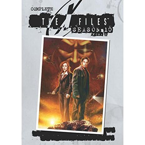 The X-Files: Complete Season 10 - Volume 1 Graphic Novel