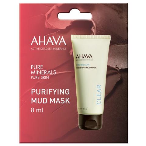 AHAVA Purifying Mud Mask - Single Sachet