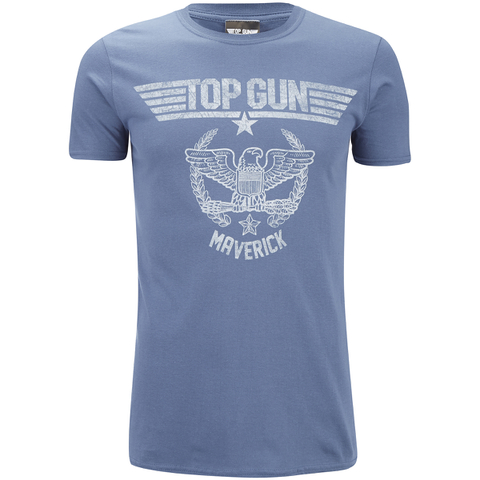Top Gun Men's Maverick T-Shirt - Navy