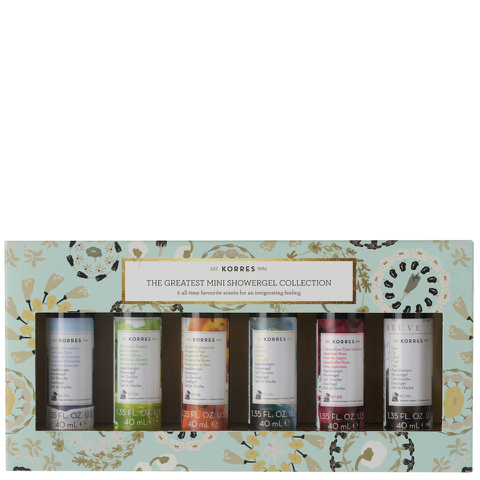 Korres The Greatest Mini Showergel Collection