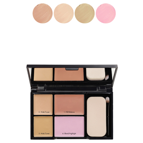 Mirenesse Studio Magic Coverall Concealer 10g - Blue/Brown