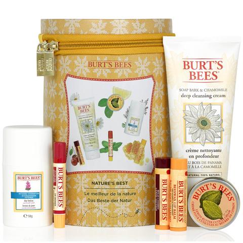 Burt's Bees Nature's Best Beeswax Gift Set (Worth £50.00)