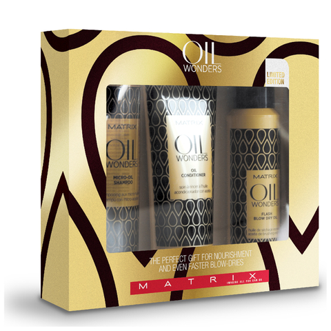 Matrix Oil Wonders Gift Set