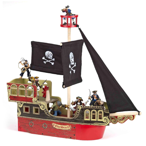 Papo Pirates and Corsairs: Pirate Ship