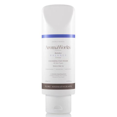 AromaWorks Balance Face Wash 200ml