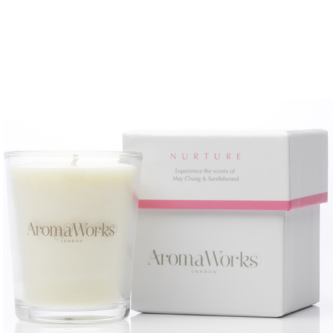 AromaWorks Nurture Candle 10cl