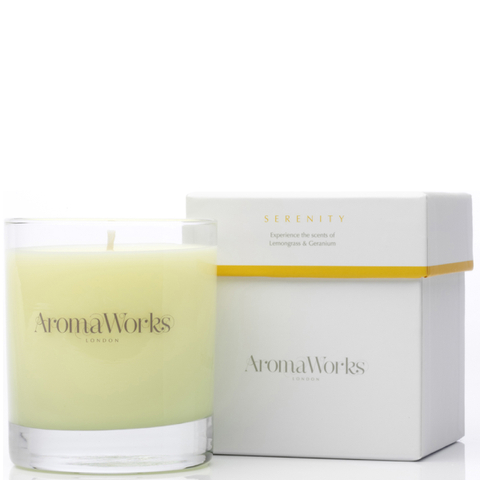 AromaWorks Serenity Candle 30cl